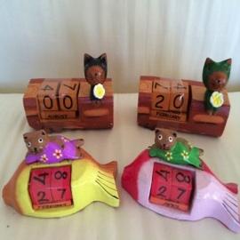 ハッピネス旅行社「バリ島からの贈り物、バリネコの木彫りやカワイイ雑貨販売会」【れいぜん荘ピクニック2014・秋】