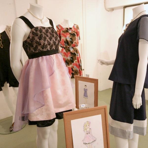 アトリエSOLEIL「洋服展示『My Brand』+出会いの場『rendez-vous』」【れいぜん荘ピクニック2014・秋】