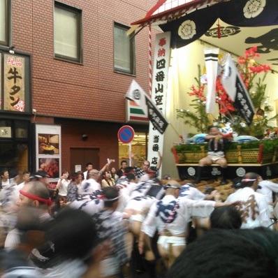 博多祇園山笠、2015年もすばらしかったです!今年も大興奮!