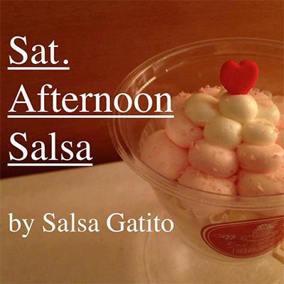 カフェサルサ「cafe SALSA」Vol.9[本日2/25(土)15:30〜18:30開催]