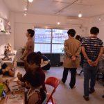 【終了】人形工房で出来る事(田中勇気博多人形工房)【れいぜん荘ピクニック2017・春】