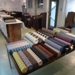 染織こだま福岡出張「木綿展」<br>見て ふれられる普段着の着物 約400点