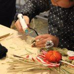 【終了】稲わらでオリジナルの正月飾りをつくろう!〈たのしイネ season2 第6回〉