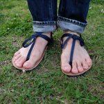 B24  shoe lab noppo「ワラーチ・ワークショップ」 【れいぜん荘ピクニック2018春】