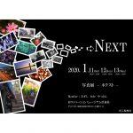 【終了】写真展 ー NEXT ー