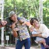 【終了】家族写真撮影会「こむの木」@大濠公園