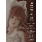 【終了】創作人形展「PUPA展」
