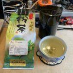 津奈木町の粉茶にはまる(制作など作業のお供)